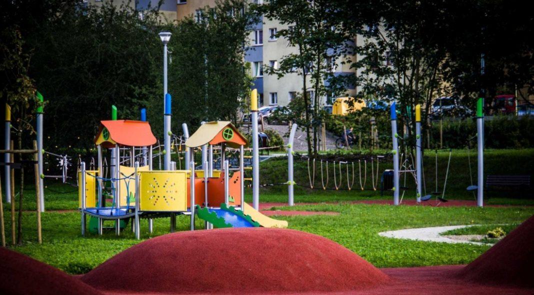 place zabaw Szczecin