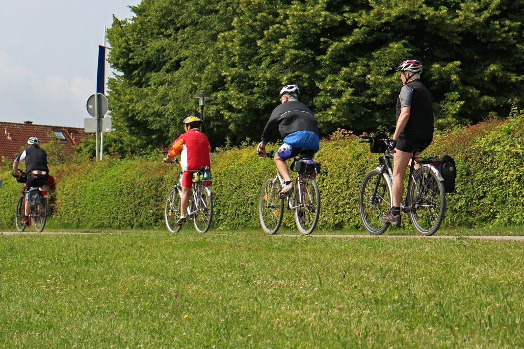 ścieżka rowerowa z Kijewa do Jezierzyc