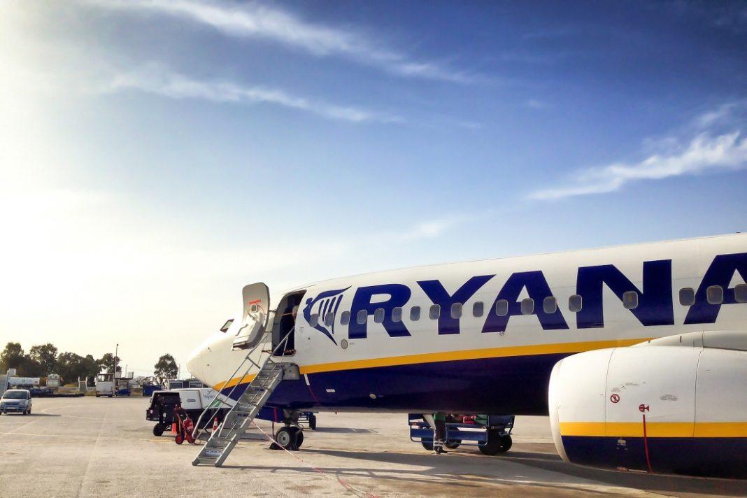 Ryanair likwiduje darmowy duży bagaż podręczny