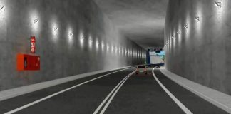 budowa tunelu w Świnoujściu
