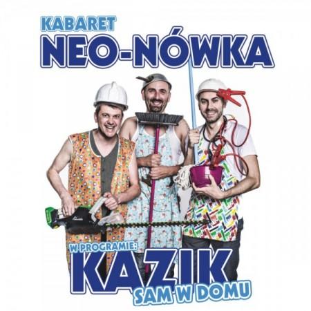 """Kabaret Neo-Nówka - """"Kazik sam w domu"""""""
