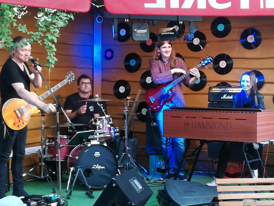 Free Blues Band Special
