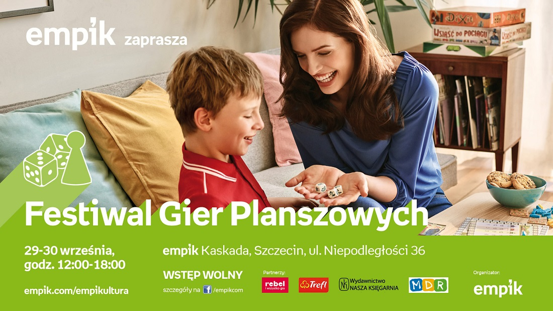Festiwal Gier Planszowych 2018