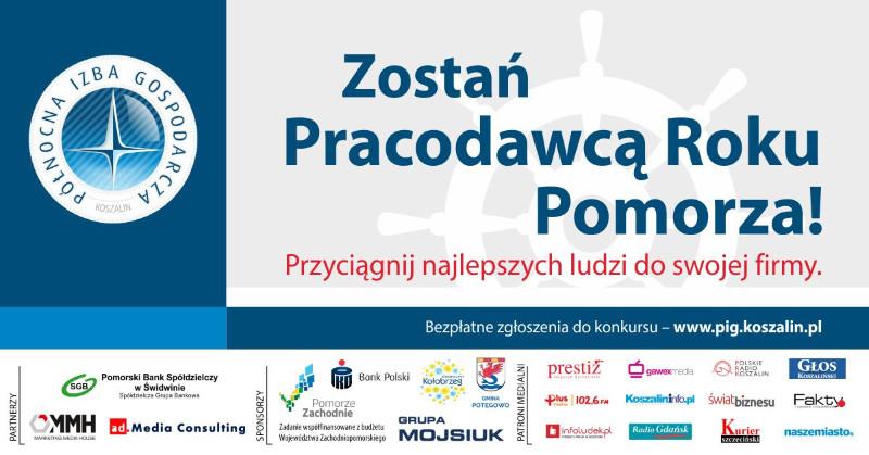 Gala Finałowa Konkursu Pracodawca Roku Pomorza 2018