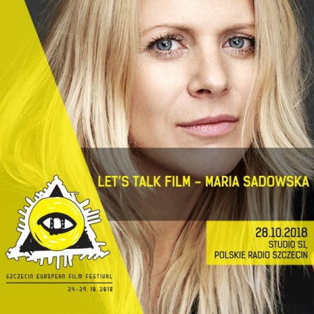 Maria Sadowska - Let`s Talk Film