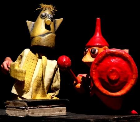 O Ignasiu, który nie lubił szkoły - Teatr Akademia Wyobraźni