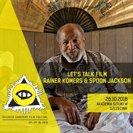 Rainer Komers & Spoon Jackson - Let`s Talk Film