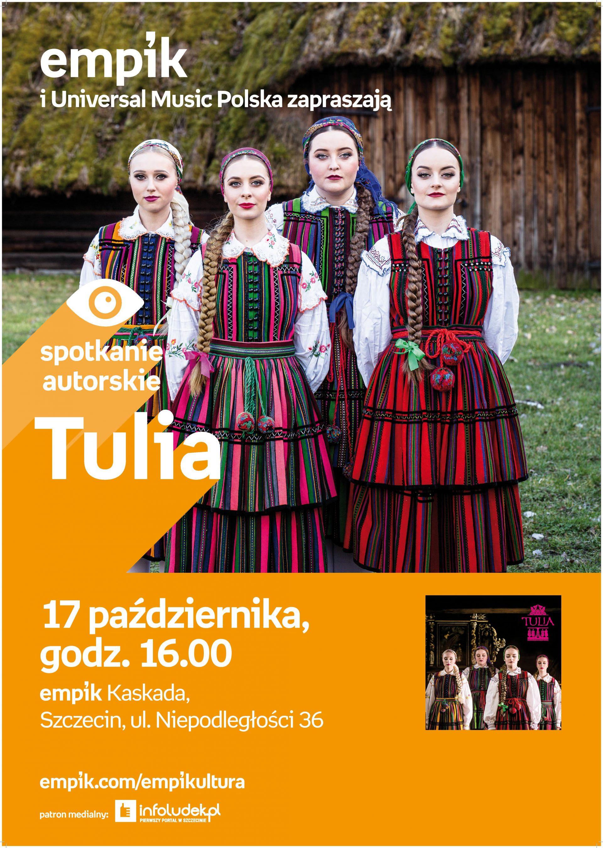 Spotkanie z zespołem Tulia