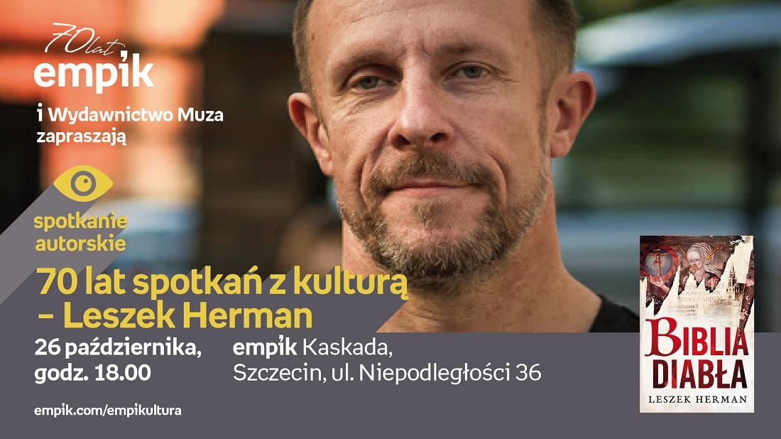Leszek Herman – 70lecie empiku