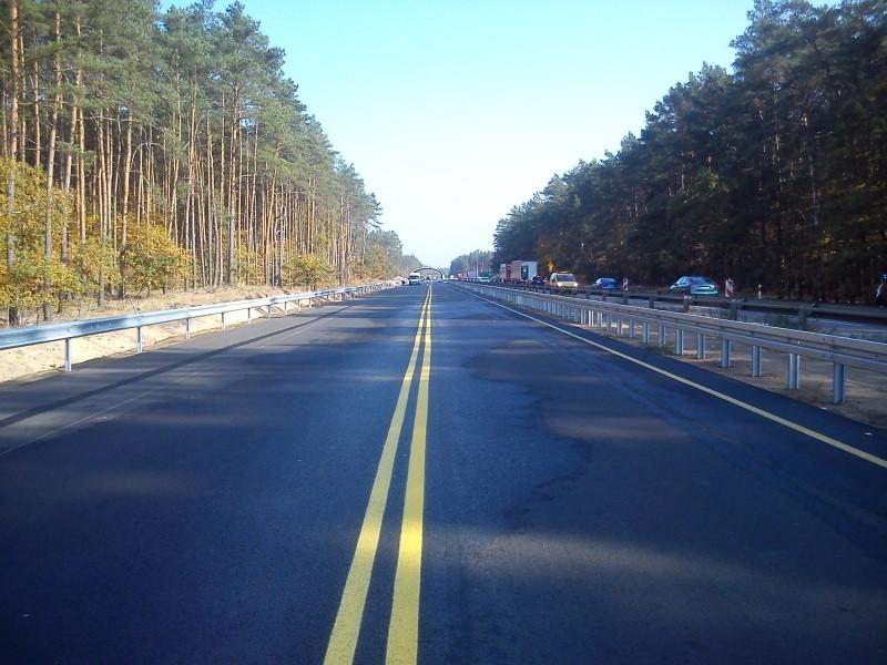 autostrada A6 zmiana organizacji ruchu