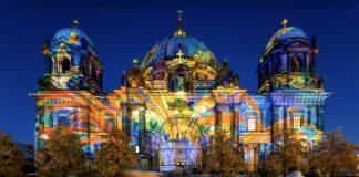 Berlin iluminacje