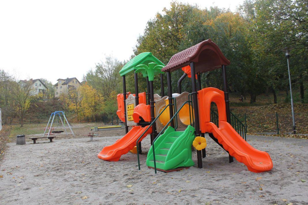 park im. ks. Alberta Wilimsky'ego w Podjuchach
