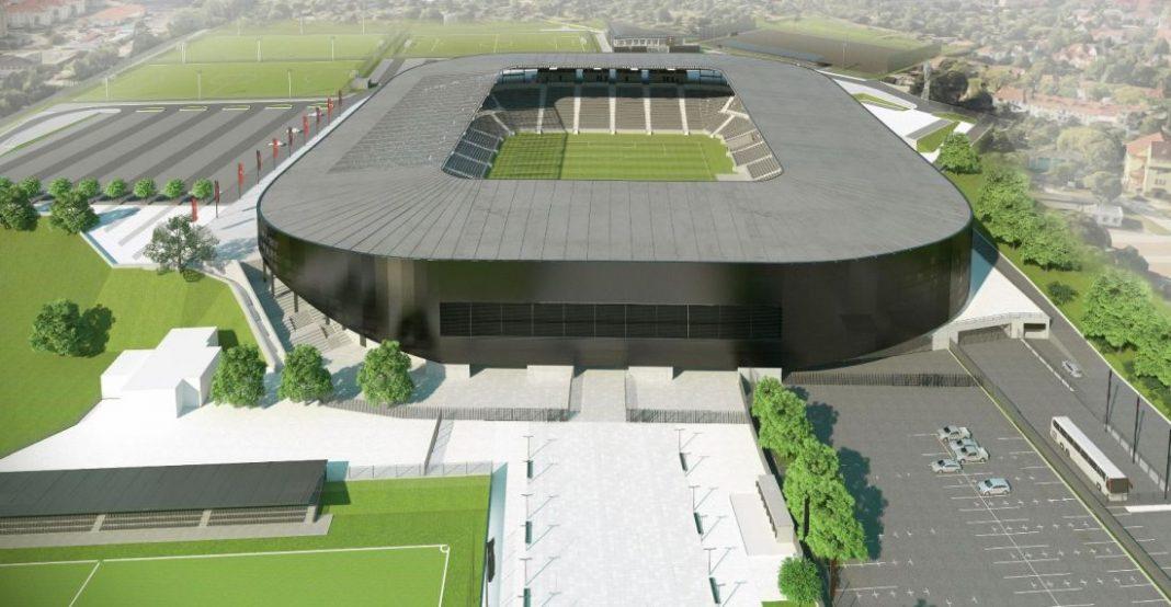 Stadion Miejski Szczecin nowy przetarg