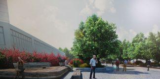 plac po Pomniku Wdzięczności przetarg