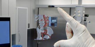 hologramy chirurgia naczyniowa Szczecin