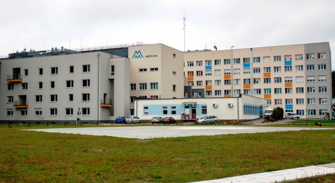 modernizacja szpitala w Gryficach