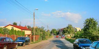 przebudowa ulicy Hożej w Szczecinie