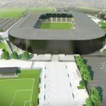 Stadion Miejski Szczecin zmiany wprojekcie
