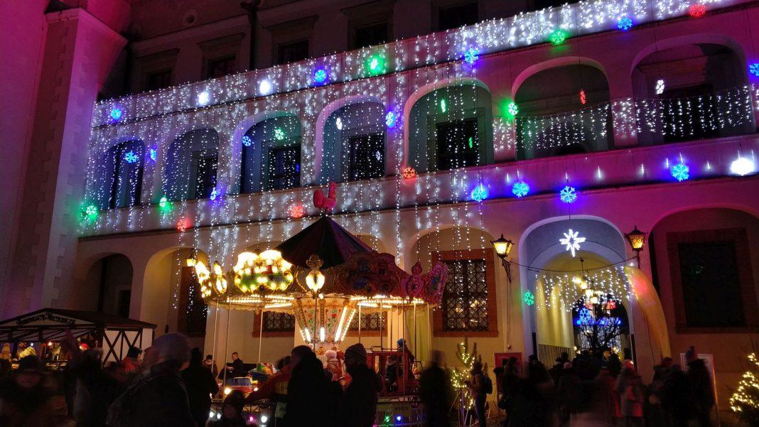 Jarmarki Bożonarodzeniowe w Szczecinie