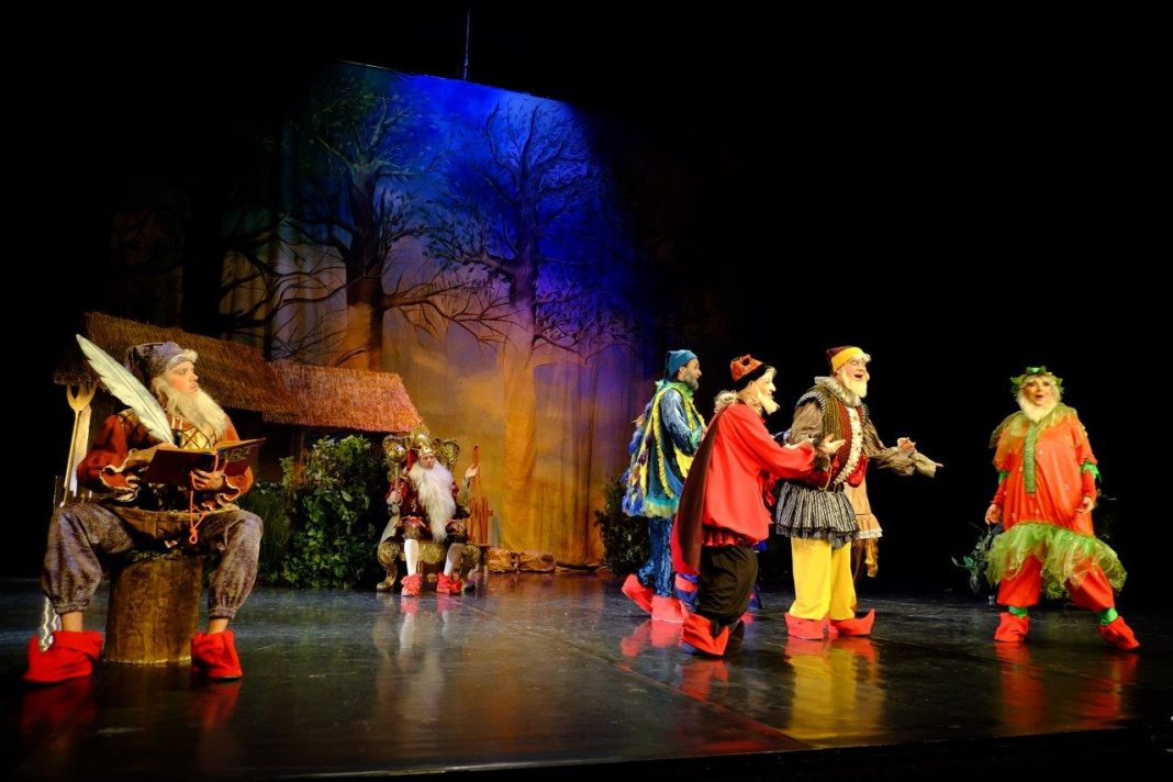 Mikołajki Opera na Zamku