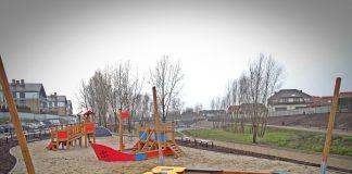 Park Warszewo-Podbórz Szczecin