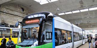 tramwaj ul. 26 Kwietnia