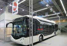 elektryczne autobusy Ursus Szczecin