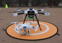 drony smog