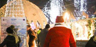 jarmark bożonarodzeniowy szczecin atrakcje