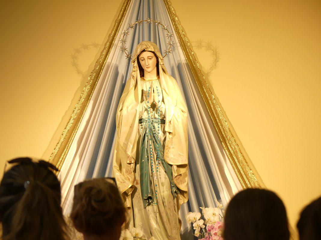 zawierzenie Szczecina Matce Bożej Zwycięskiej