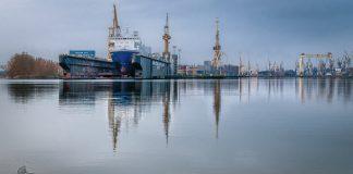 szczecińskie stocznie nadzór Ministerstwo Gospodarki Morskiej