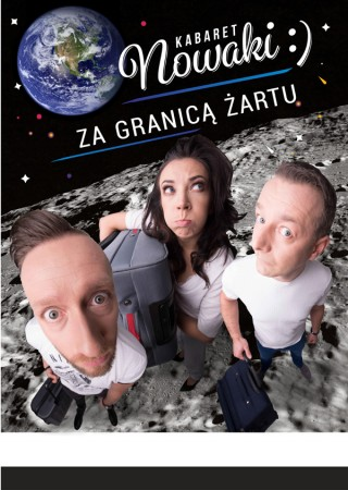 Kabaret Nowaki - Za granicą żartu