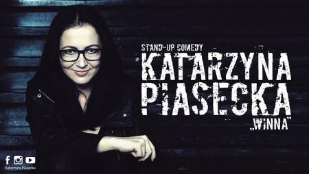 Hype-art prezentuje: Katarzyna Piasecka Stand-up