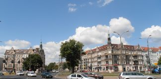 najbardziej kolizyjne miejsca Szczecin