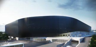 stadion miejski prace rozbiórkowe