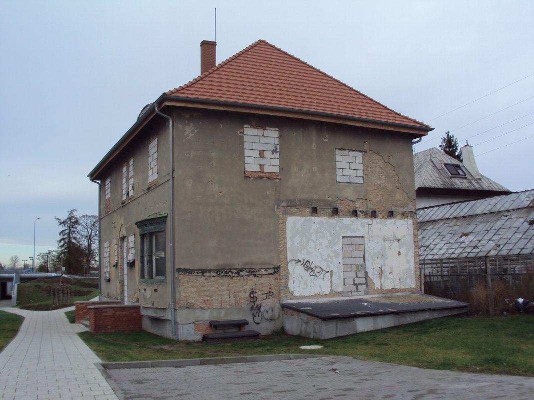 willa Grünebergów