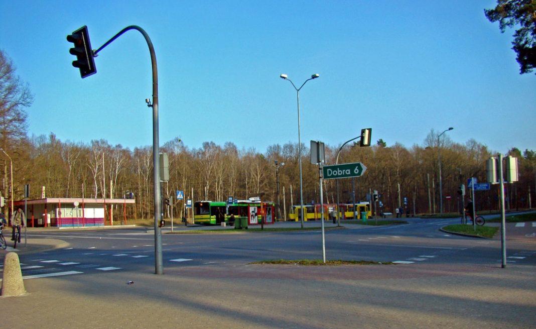tramwaje Wojska Polskiego Głębokie