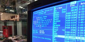 Cyfrozaury wystawa cyfrowych antyków