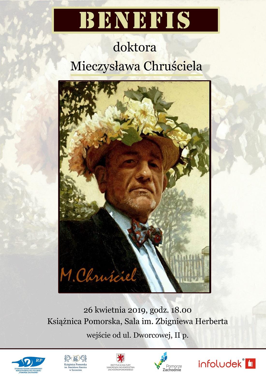 Benefis Mieczysława Chruściela