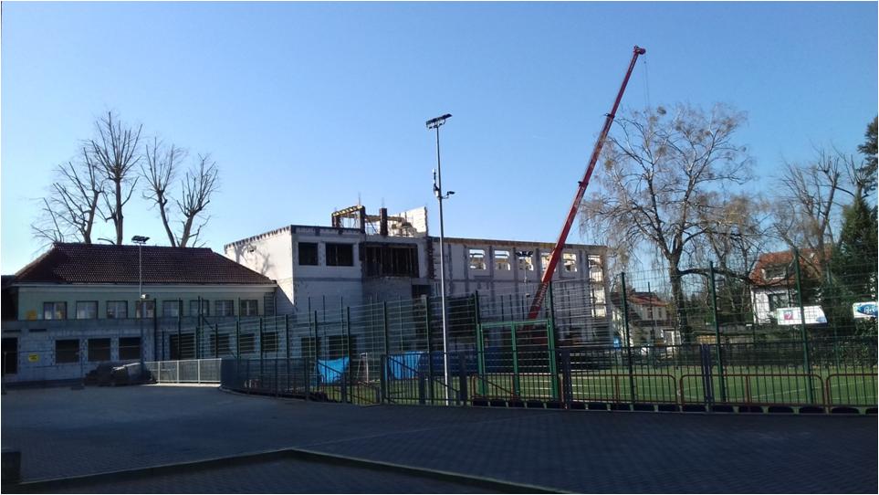 inwestycje oświatowe Szczecin