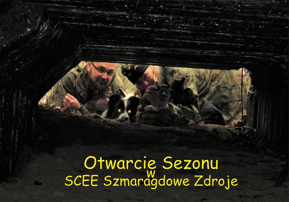 """Otwarcie sezonu w SCEE """"Szmaragdowe - Zdroje"""""""