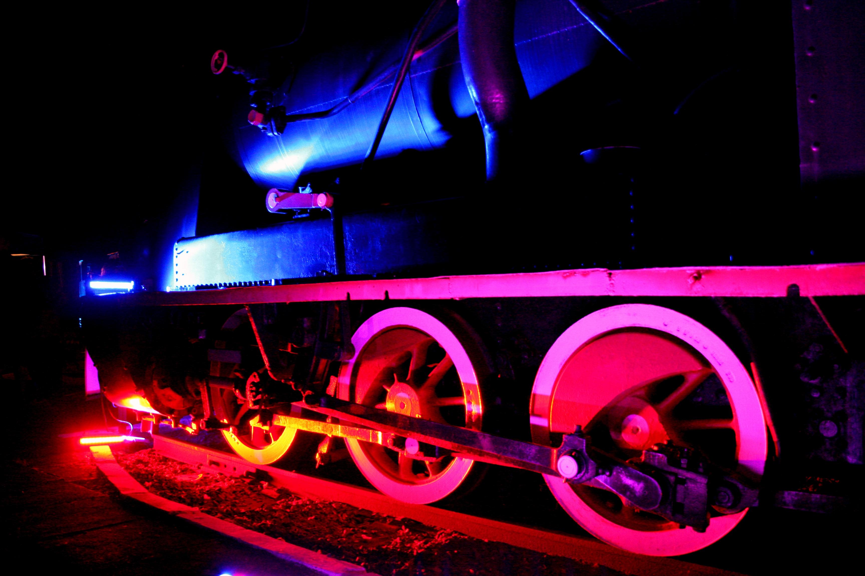 UZNAM-pociągiem z parowozem do Międzyzdrojów