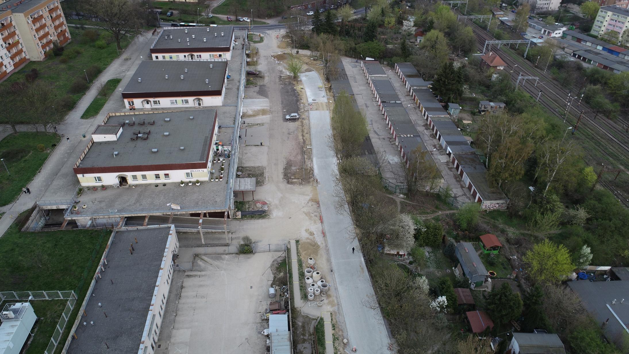 przebudowa ulica Kułakowskiego