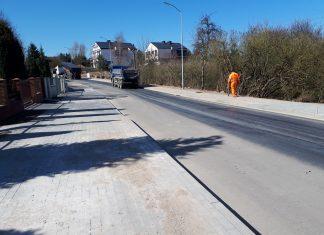ulica Miodowa przebudowa