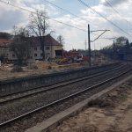Węzeł Łękno postęp prac