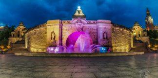 fontanna Wały Chrobrego