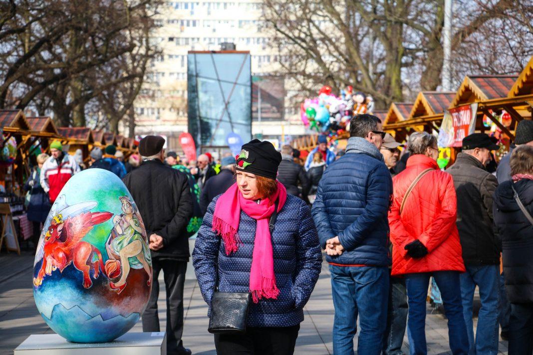 procesje Jarmark Wielkanocny utrudnienia