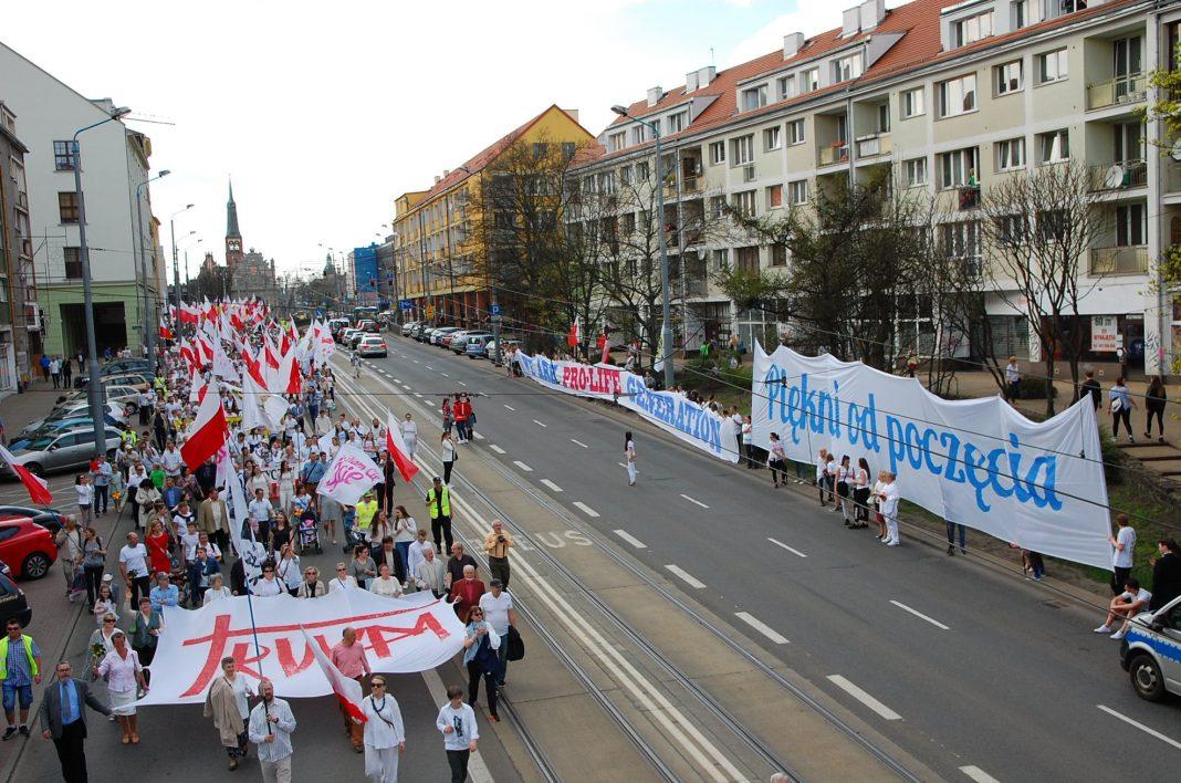 Marsz dla Życia Szczecin
