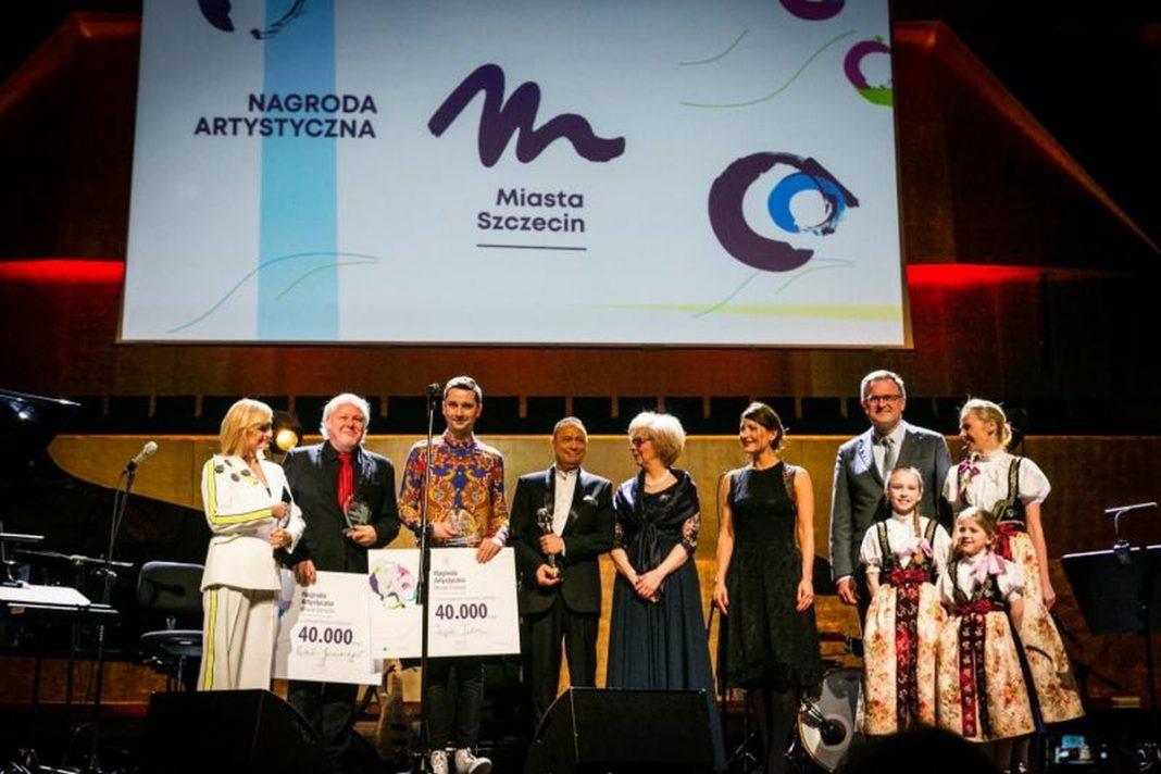 Nagroda Artystyczna Szczecin laureaci