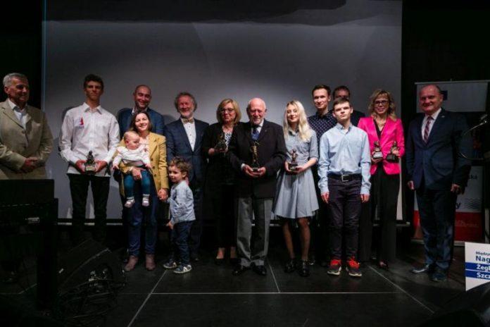 Międzynarodowe Nagrody Żeglarskie Szczecina laureaci